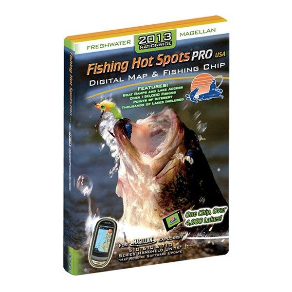 Fishing hot spots e913 fish pro usa 2013 us microsd for Fishing hot spots