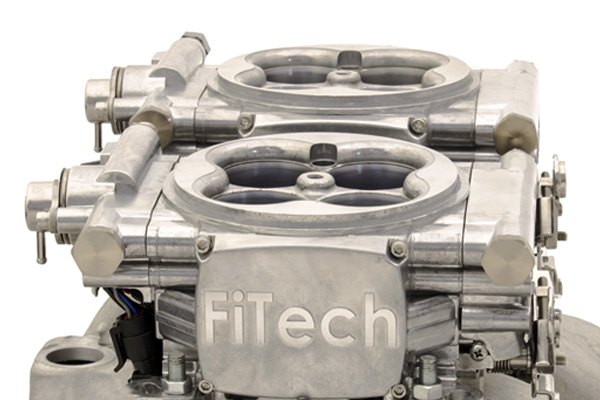 FiTech® - Go EFI 2x4 Dual-Quad Self-Tuning Fuel Injection System
