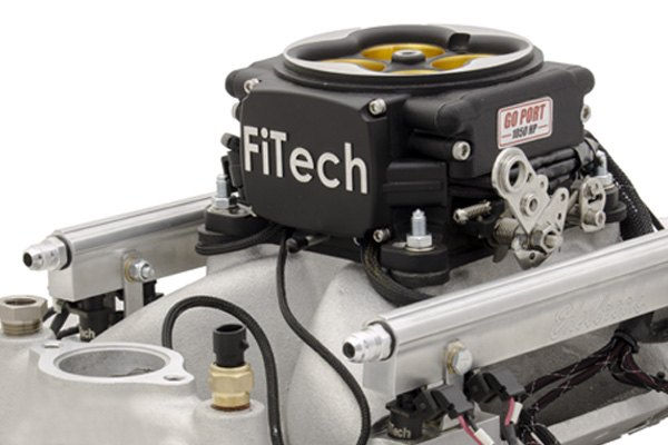 FiTech® 32854 - Go Port EFI Fuel Injection Kit