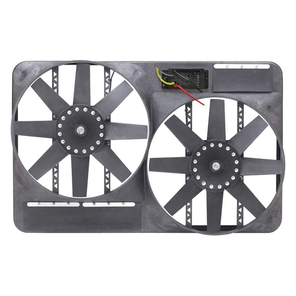 Flex A Lite Gmc Yukon 2001 Direct Fit Dual Electric Fan Flexalite Wiring Diagram