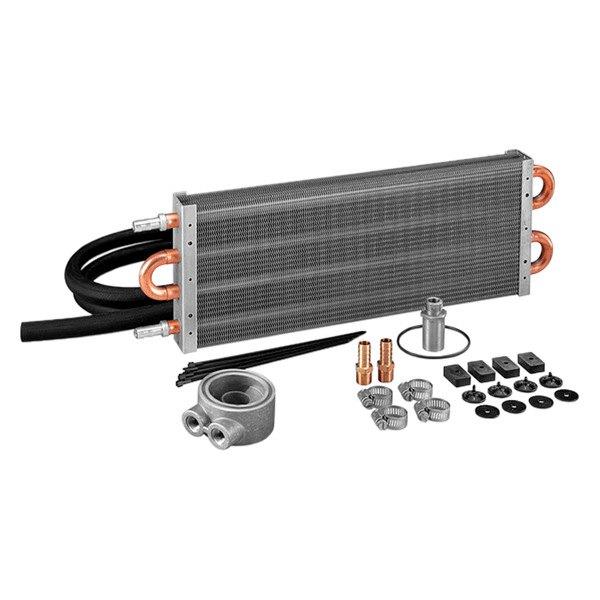 Flex a lite heavy duty engine oil cooler kit for Motor cooler on wheels