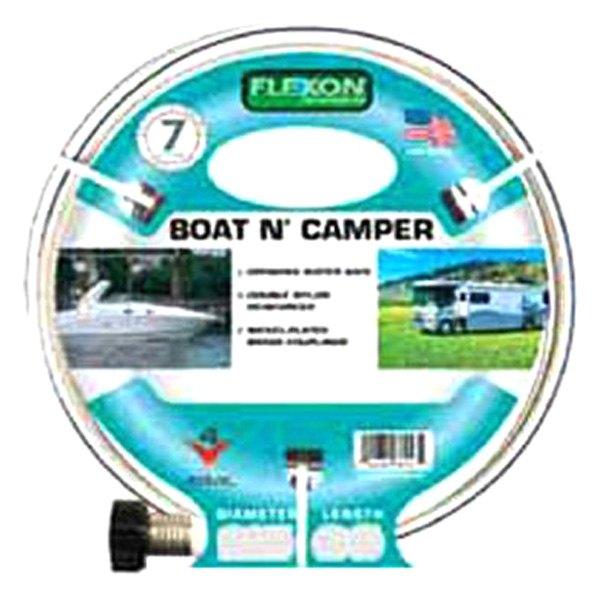 Flexon Lawn Garden Hose Frm1250 1 2 50 39 Clear Water
