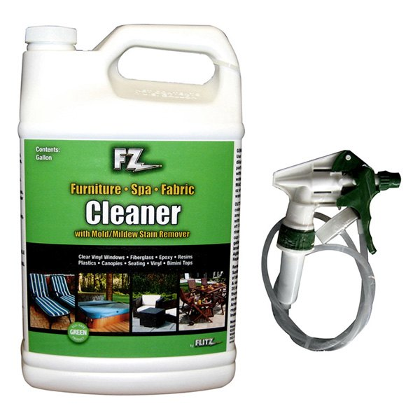 Flitz Olc 20110 Outdoor Living Furniture Spa And Fabric Cleaner 1 Gal