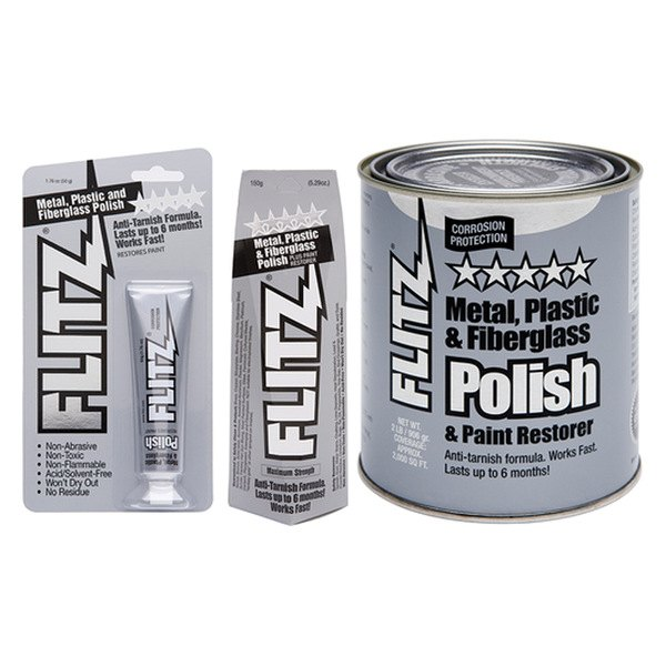 flitz bp 03511 metal polish paste oz tube. Black Bedroom Furniture Sets. Home Design Ideas