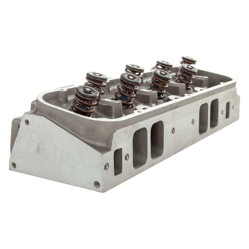 Flo-Tek® - High Performance Racing Aluminum Complete Cylinder Head