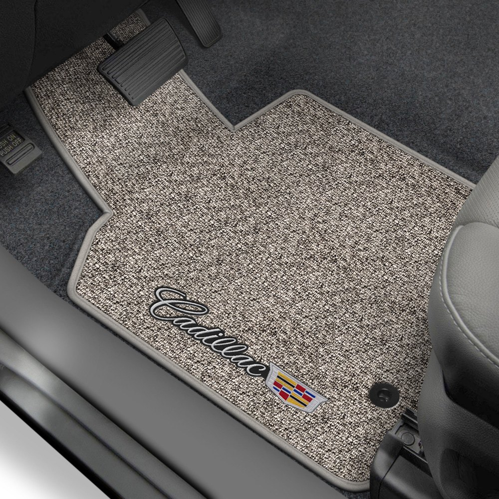 custom grey car mats leather diamond beige gray set products red