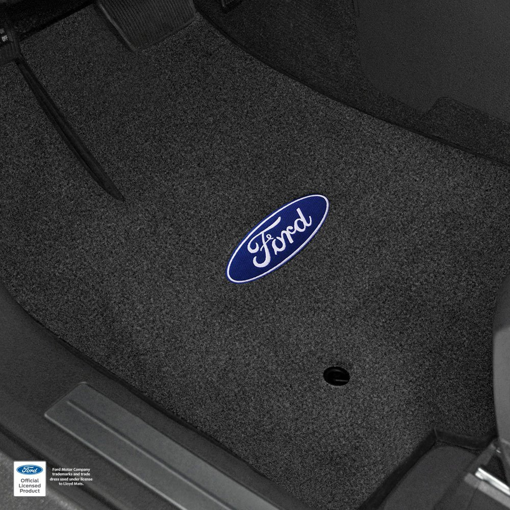 Velourtex™ Custom Fit Floor Mats