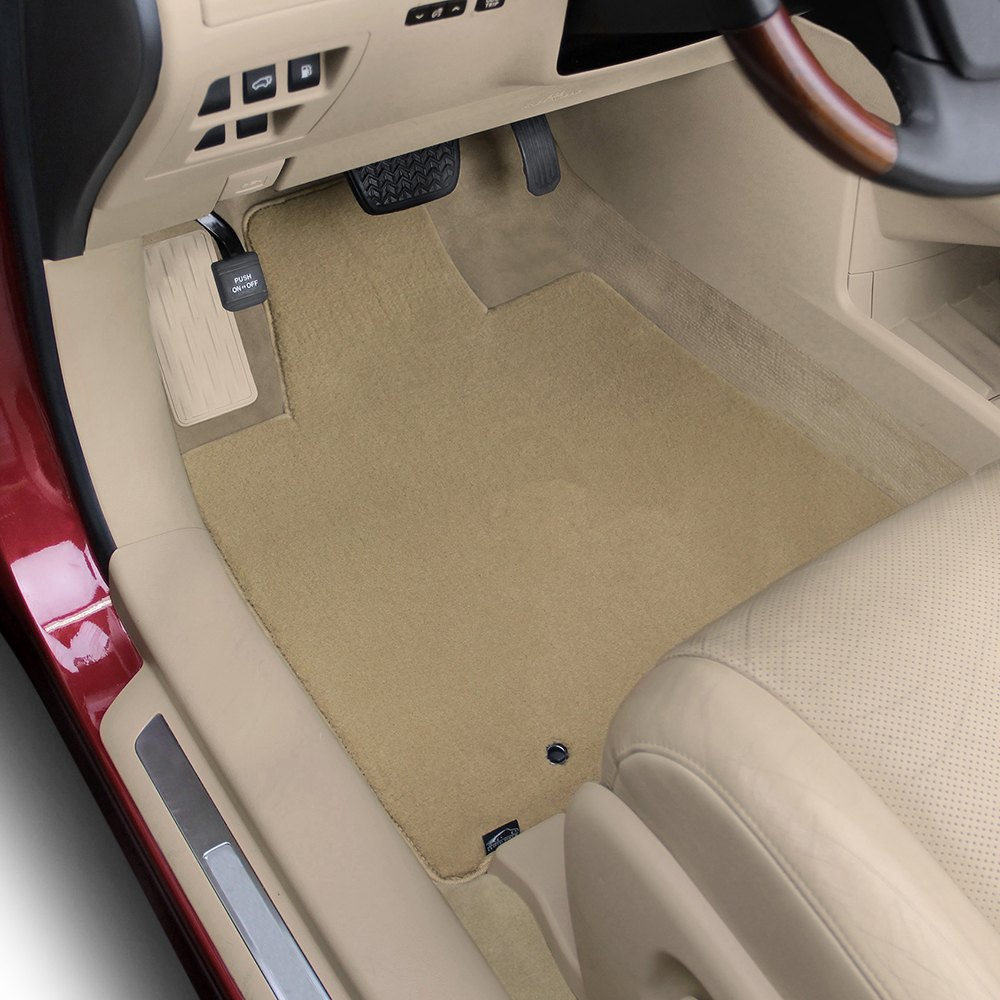 Custom Fit Flooring: Velourtex™ Custom Fit Floor Mats