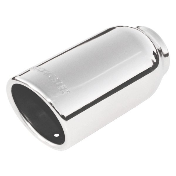 flowmaster174 stainless steel round polished exhaust tip