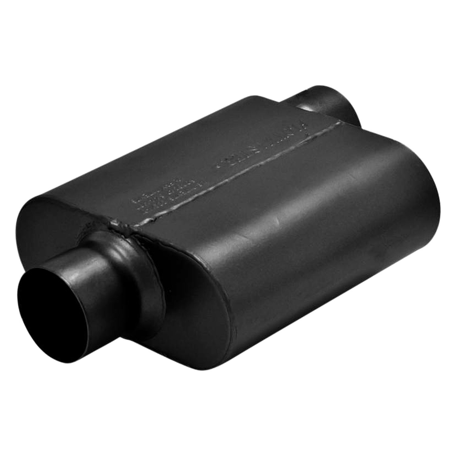 summit single chamber race muffler The thrush® rattler muffler features a single chamber design for very aggressive tone 100-percent welded aluminized steel construction available in 225-in, 25-in, 3-in or 4-in inlet and outlet.