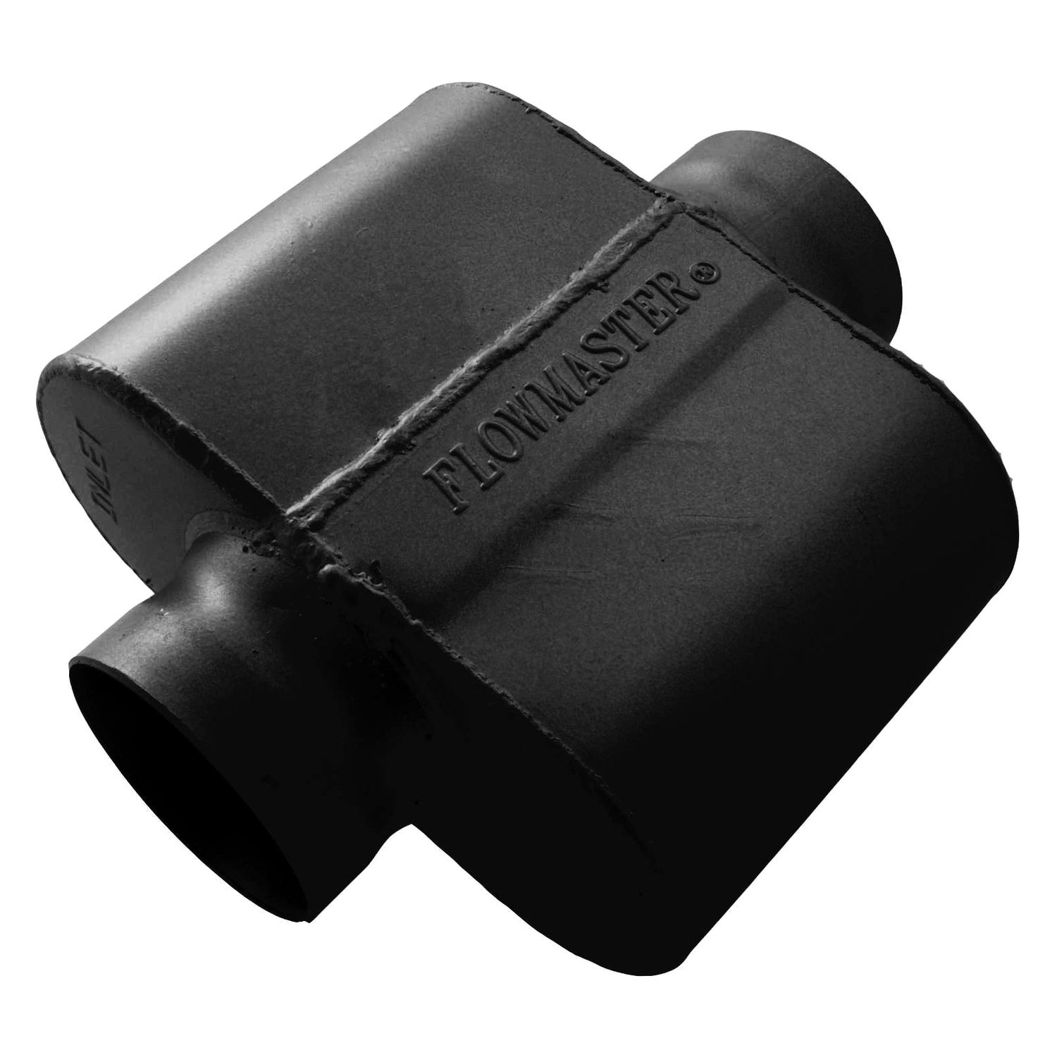 Flowmaster® - 10 Series Delta Force™ Single Chamber Race Mufflers