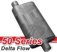 Flowmaster - 50 Series Delta Flow Mufflers