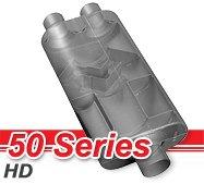 Flowmaster - 50 Series HD Mufflers