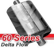 Flowmaster - 60 Series Delta Flow Mufflers