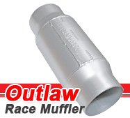 Flowmaster - Outlaw Race Mufflers