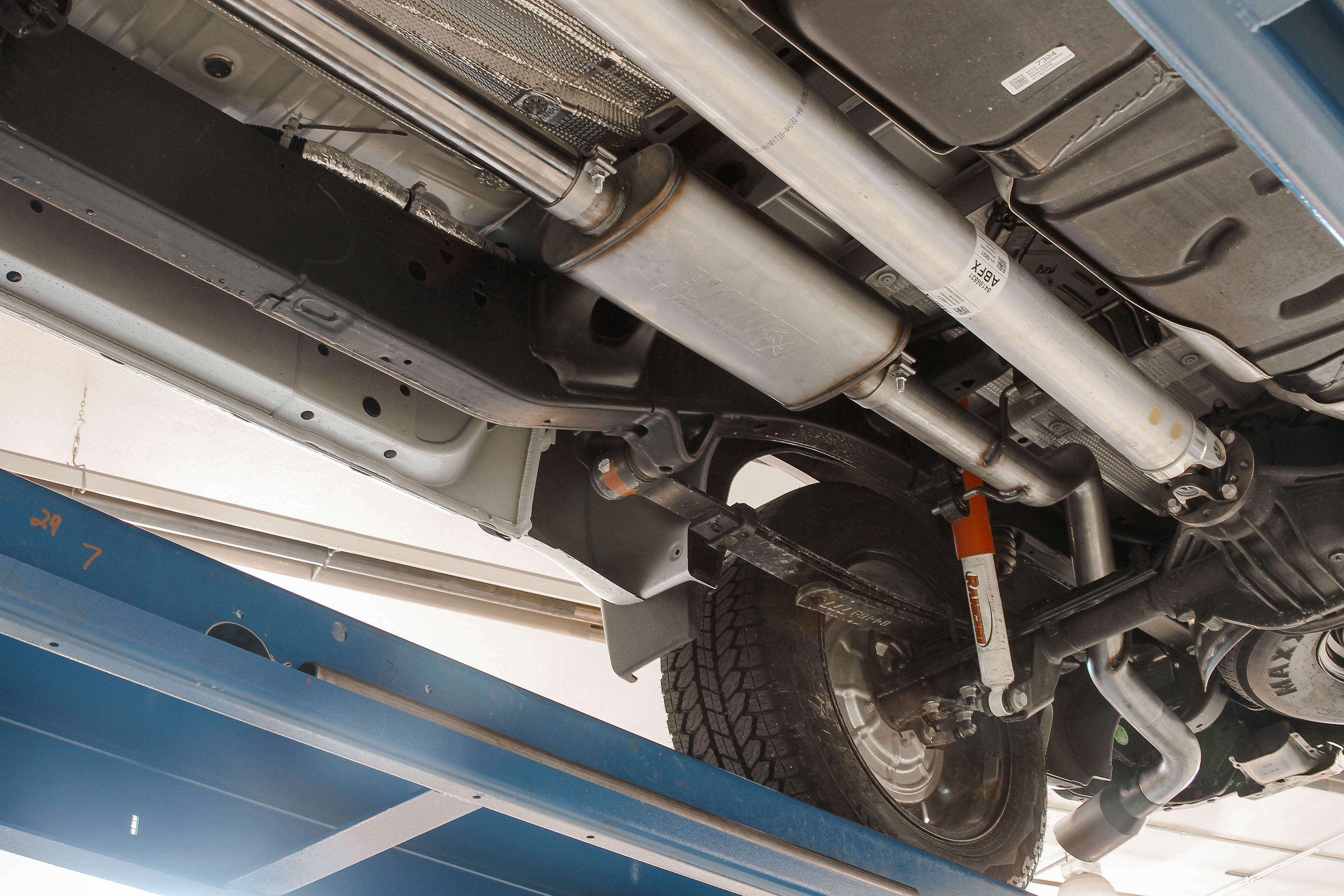 Flowmaster® - FlowFX™ 409 SS Cat-Back Exhaust System with Single Side Exit