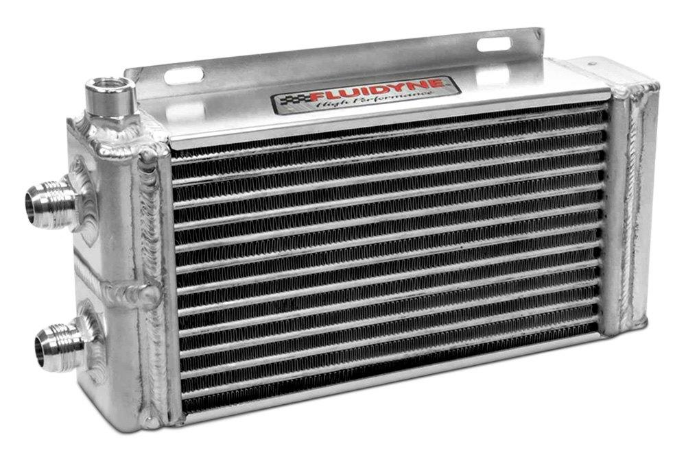 Racing Transmission Fluid Cooler : Fluidyne™ radiators oil coolers heat exchangers