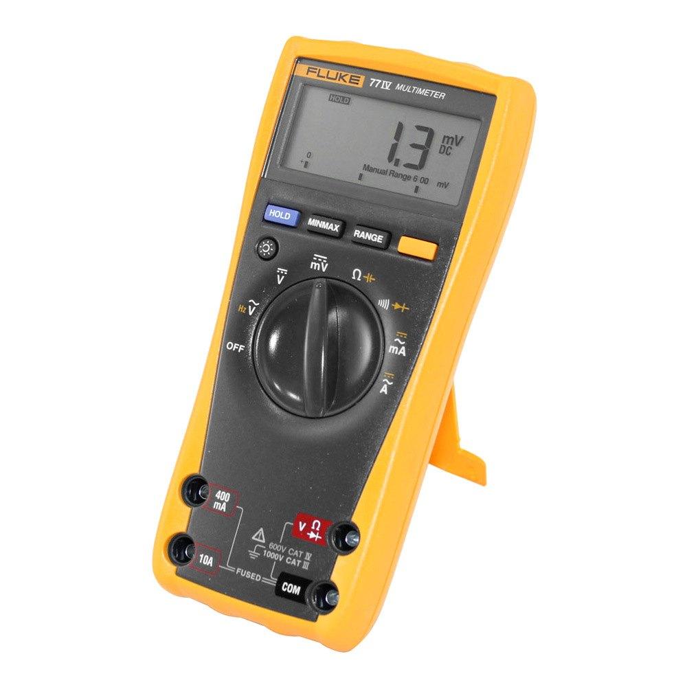 Fluke Electronics® 77-4 - Digital Multimeter