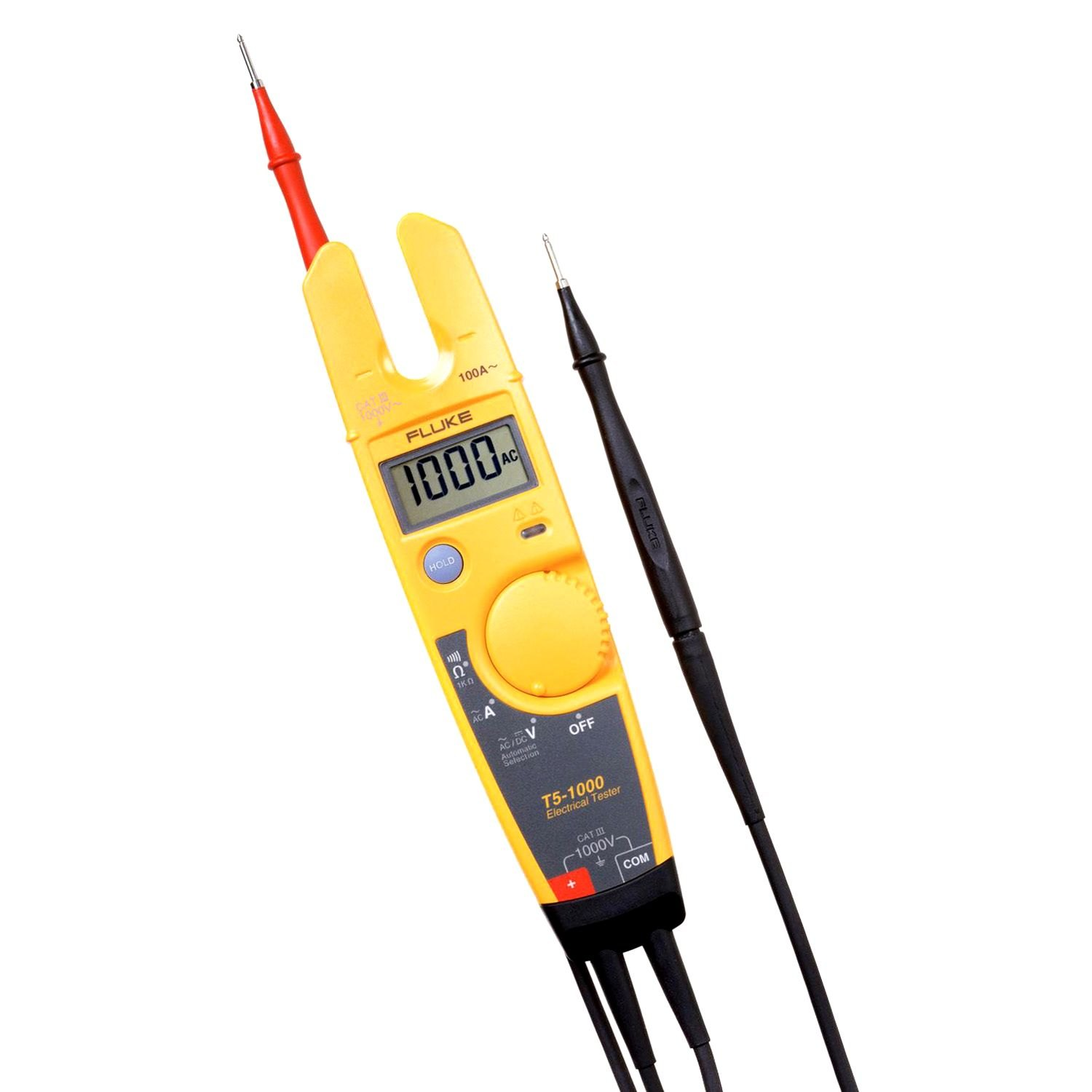 Electronics Tester Jobs : Fluke electronics t electrical tester kit