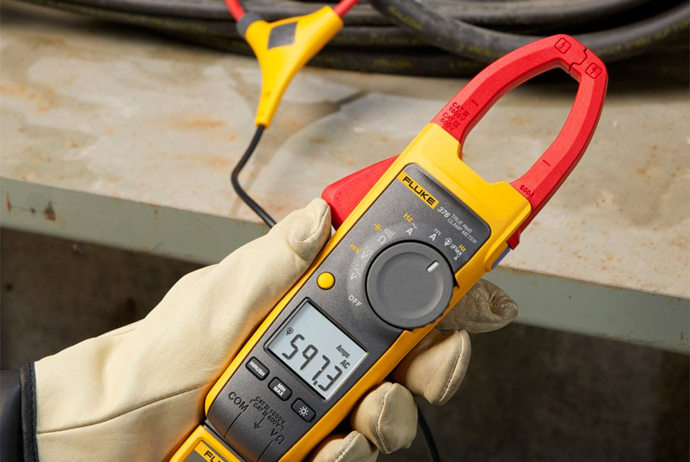 Clamp Meter Accessories : Fluke electronics™ multimeters accessories — carid