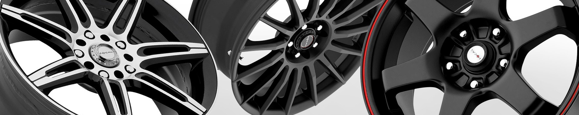 Universal Focal WHEELS & RIMS