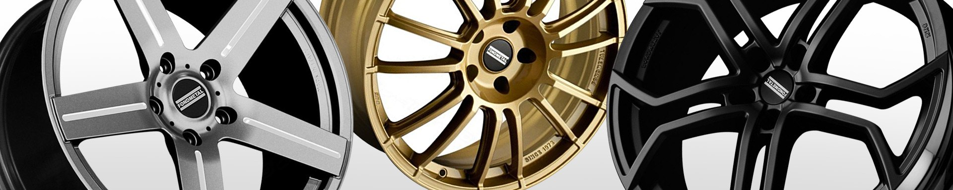 Universal Fondmetal WHEELS & RIMS