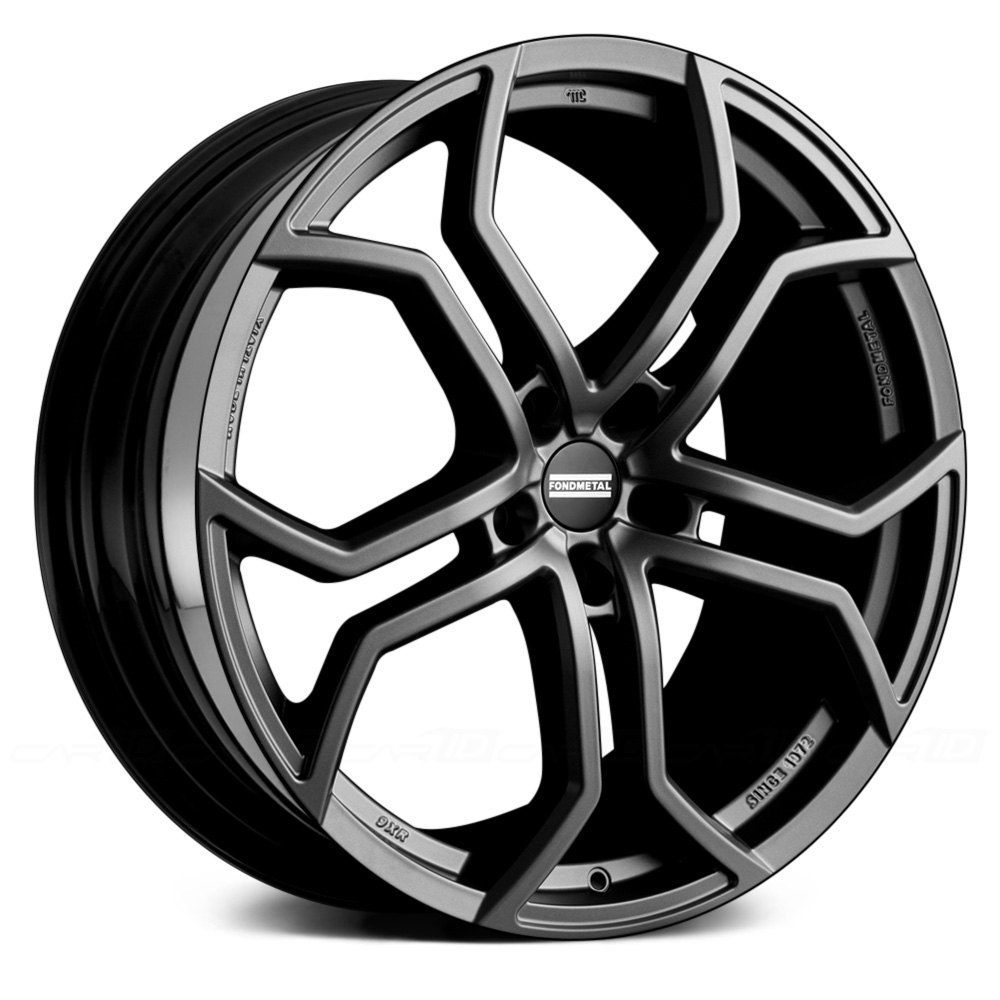 Fondmetal 174 9xr Wheels Titanium Rims