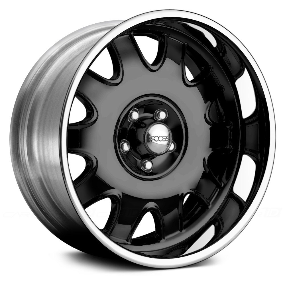FOOSER F223 CHALLENGER 2PC Bolted Wheels
