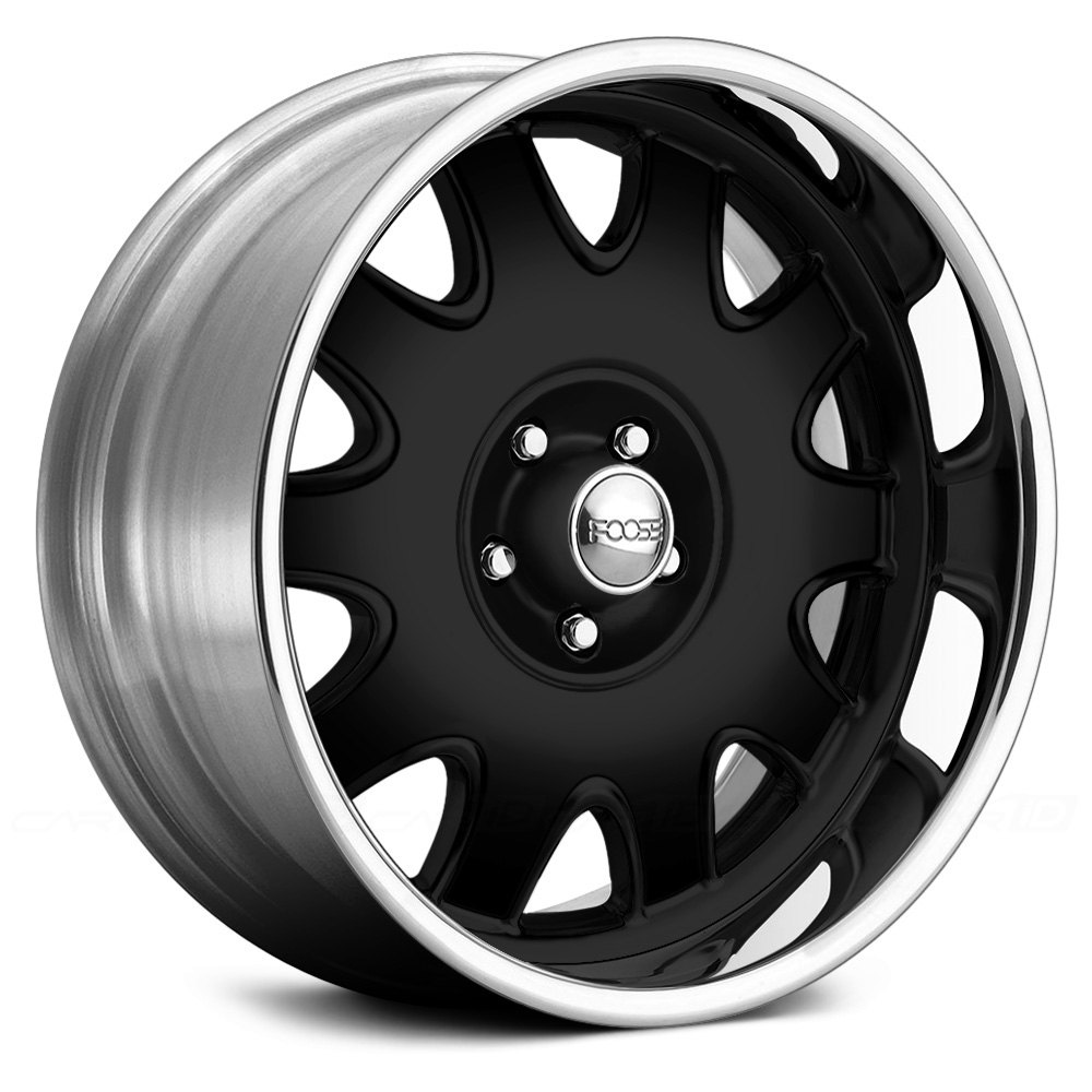 Quality Auto Parts >> Foose Wheels & Rims from an Authorized Dealer