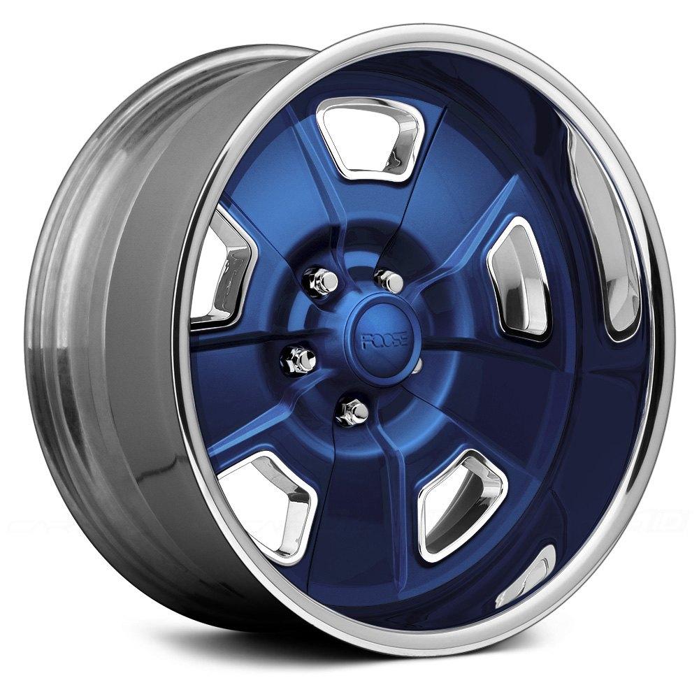 Foose 174 Four42 Multipiece Wheels Custom Rims
