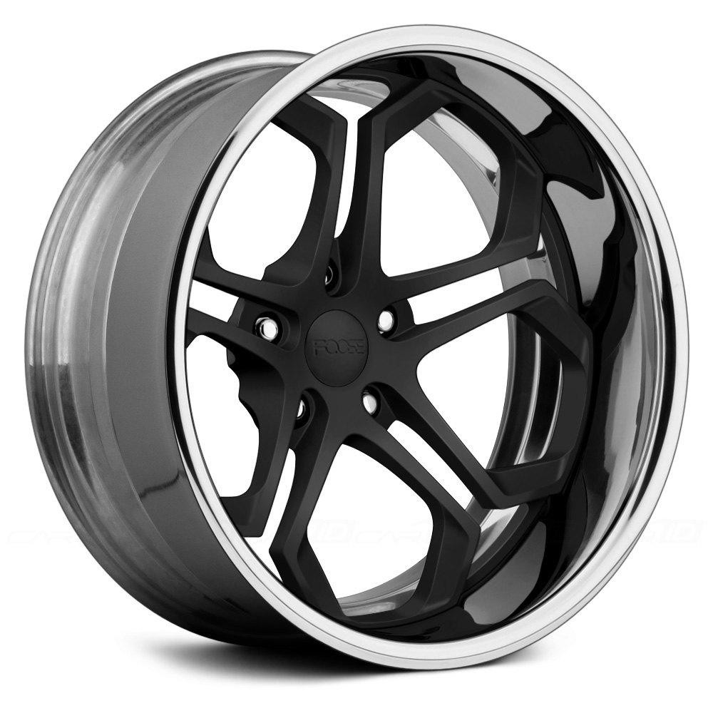 FOOSER F229 IMPALA 2PC Welded Wheels