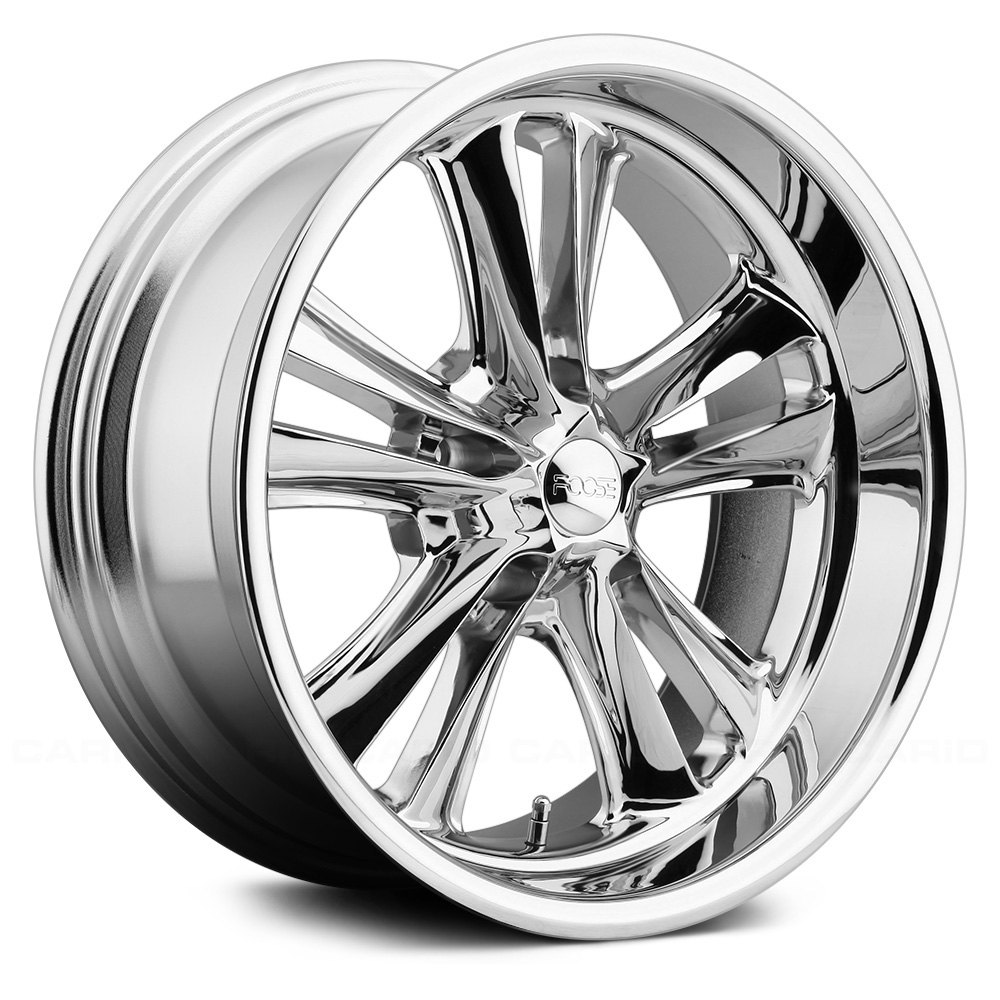 Foose 174 Knuckle Wheels Chrome Rims