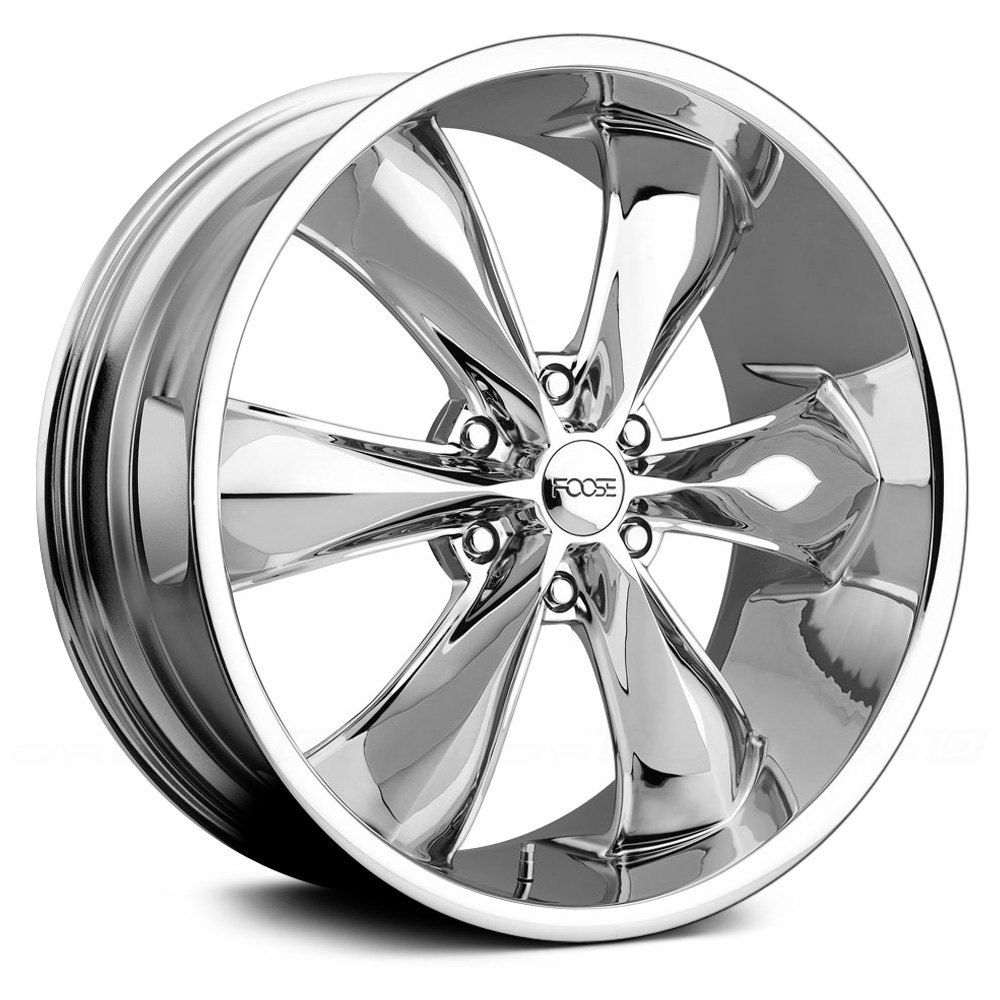 Foose Legend Wheels Chrome Rims Caridcom Auto | 2016 Car Release Date
