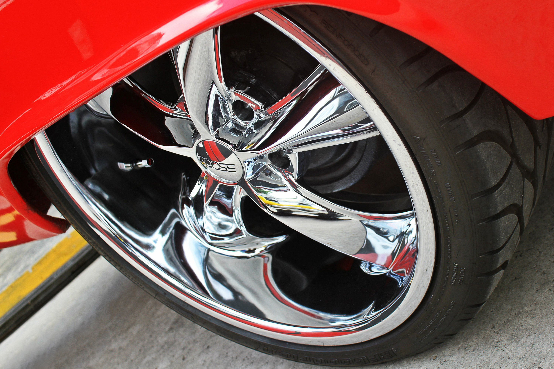 FOOSE F LEGEND Wheels Chrome Rims - Classic car wheels