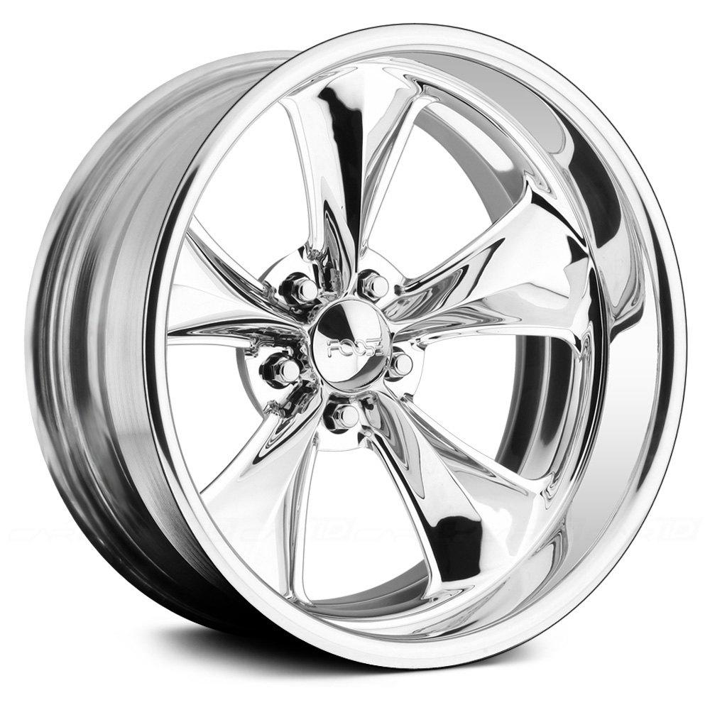 Foose 174 nitrous 2pc welded wheels custom rims