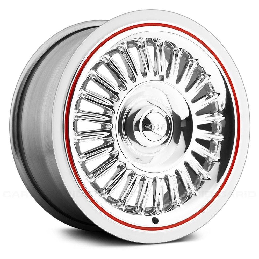 FOOSER FR04 RIVIERA Wheels