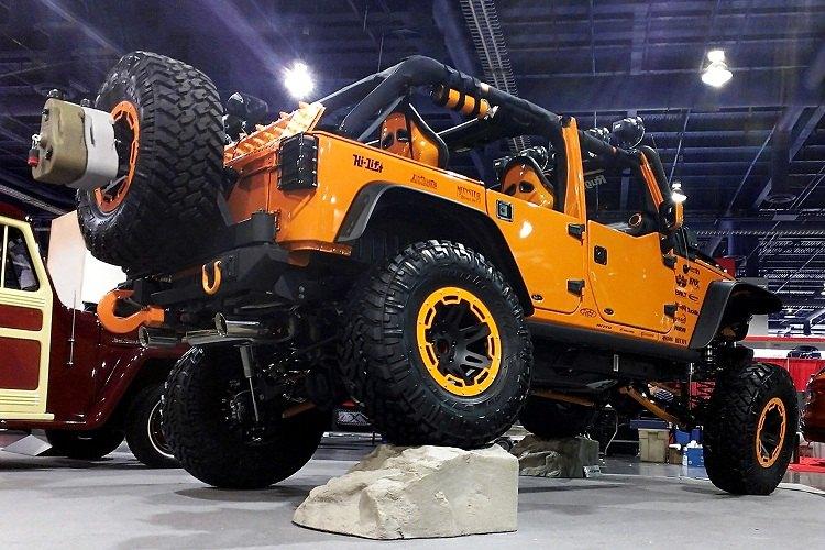 -10% on Rugged Ridge Off-road Rims for Jeeps - JeepForum.com