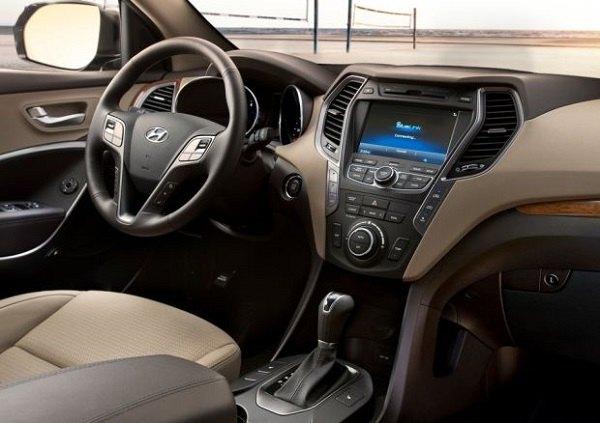 Carbon Fiber Or Wood Finish For Santa Feu0027s Dash   Hyundai Forums : Hyundai  Forum