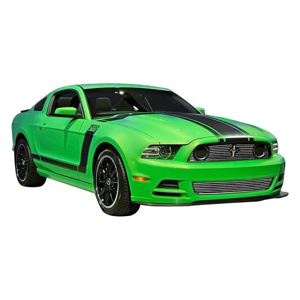 Ford Mustang Forums Corral Net: Carriage Works Billet Grilles For Your Mustang At CARiD