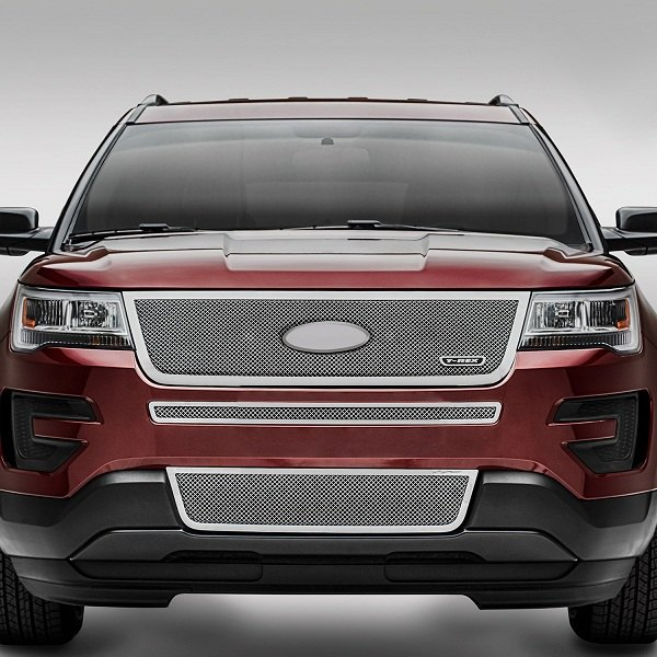 2016 Ford Explorer Custom Grilles From T Rex At CARiD Ford