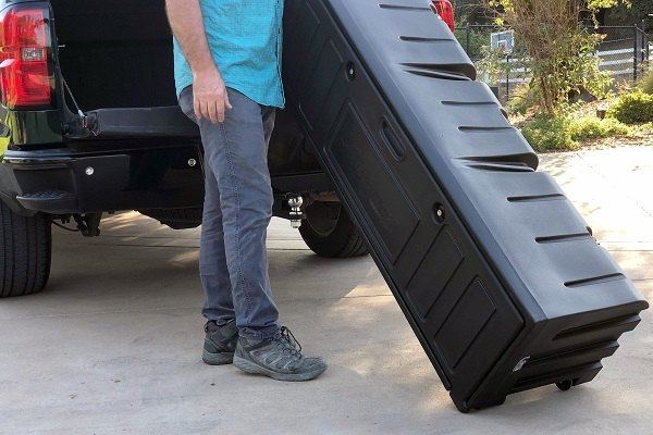 Drop Door Cargo Box For The Back Of Your Truck S Bed Introducing The Aerobox Toyota Tundra Forums