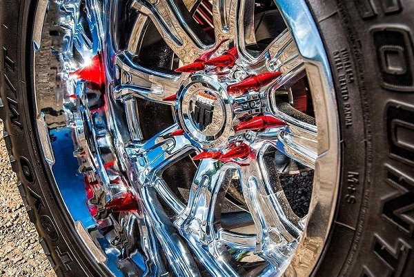Choose new American Truxx Wheels for your Ford at CARiD