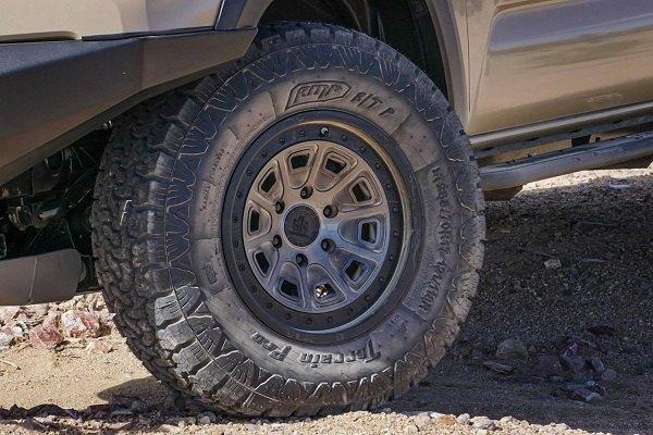 Top Quality Amp All Terrain Tires For Wrangler Carid
