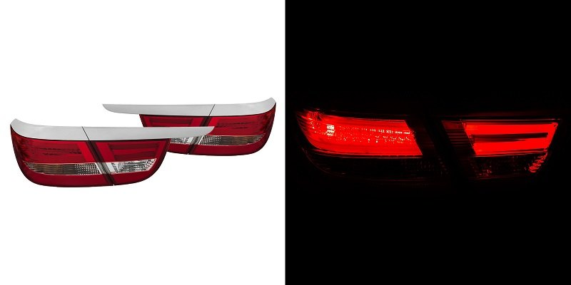 Anzo LED Tail Lights for 2012-2015 Buick Verano