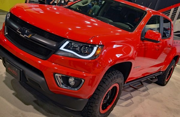 Listed As A Perfect Fit For 2017 2016 Chevy Colorado Models Equipped With Factory Halogen Headlights 1 Pair Black Chrome Housing Clear Lens