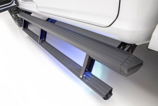 Aries Running Boards >> New Chevy Silverado Running Boards from Aries & DeeZee at CARiD - Diesel Truck Forum ...