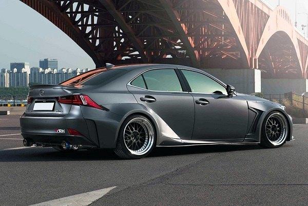 2008 Lexus Is350 Custom >> ARK Performance Rear Trunk Lip Spoiler for IS - ClubLexus - Lexus Forum Discussion