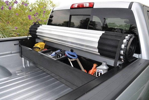 Secure Your Cargo With Bak Revolver Truck Bed Covers Rebate
