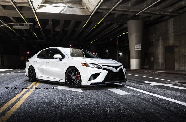 If You Want Your 2018 Toyota Camry To Look The Same Hit Our Now On And It Will Get Set Of These Awesome Blaque Diamond Wheels