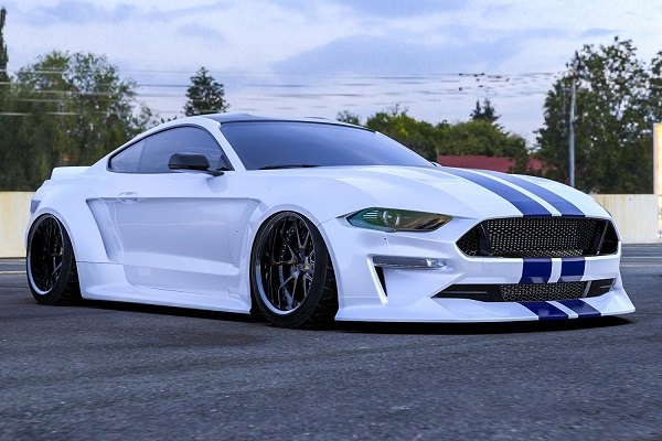 How Does Ecoboost Work >> New Wide Body Kit by Clinched Flares already at CARiD! - Ford Mustang Forums : Corral.net ...